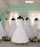 γάμος φορεμάτων s Στοκ φωτογραφία με δικαίωμα ελεύθερης χρήσης
