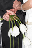 γάμος 11 ανθοδεσμών στοκ εικόνα