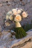 γάμος 2 ανθοδεσμών Στοκ Εικόνα