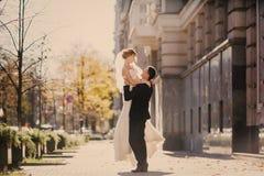 Γάμος autmn Στοκ Φωτογραφίες