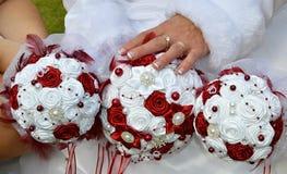 Γάμος Boquet Στοκ φωτογραφία με δικαίωμα ελεύθερης χρήσης