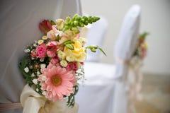 Γάμος bouqets στοκ εικόνα