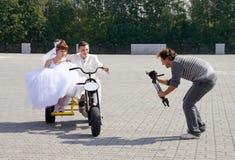 γάμος videooperator στοκ φωτογραφία με δικαίωμα ελεύθερης χρήσης
