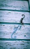 Γάντζος και σκιά παραθυρόφυλλων στη Νέα Ορλεάνη Στοκ φωτογραφίες με δικαίωμα ελεύθερης χρήσης