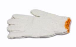 Γάντια βαμβακιού Στοκ Εικόνες