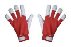 Γάντια εργασίας Στοκ φωτογραφία με δικαίωμα ελεύθερης χρήσης