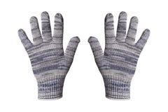 Γάντια εργασίας Στοκ φωτογραφίες με δικαίωμα ελεύθερης χρήσης