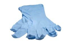 γάντια ιατρικά Στοκ φωτογραφίες με δικαίωμα ελεύθερης χρήσης