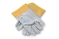 γάντια κατασκευής στοκ εικόνες