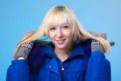 γάντια κοριτσιών Στοκ φωτογραφίες με δικαίωμα ελεύθερης χρήσης