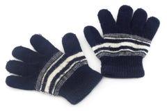 γάντια μάλλινα στοκ εικόνες με δικαίωμα ελεύθερης χρήσης