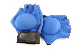 γάντια που ζυγίζονται Στοκ φωτογραφία με δικαίωμα ελεύθερης χρήσης
