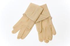γάντια χειρουργικά Στοκ φωτογραφίες με δικαίωμα ελεύθερης χρήσης