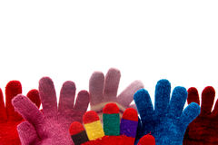 Γάντια Στοκ Εικόνα