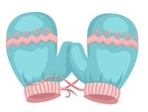 γάντια Στοκ εικόνα με δικαίωμα ελεύθερης χρήσης