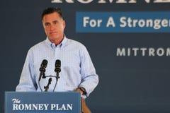 Γάντι πυγμαχίας Romney Στοκ φωτογραφίες με δικαίωμα ελεύθερης χρήσης