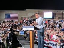 Γάντι πυγμαχίας Romney 30 Στοκ φωτογραφία με δικαίωμα ελεύθερης χρήσης