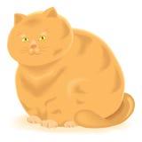Γάτα πιπεροριζών απεικόνιση αποθεμάτων