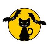 γάτα ροπάλων Στοκ φωτογραφία με δικαίωμα ελεύθερης χρήσης