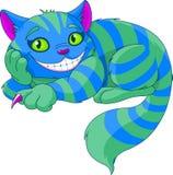 Γάτα Τσέσαϊρ ελεύθερη απεικόνιση δικαιώματος