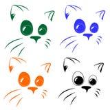 Γάτες απεικόνιση αποθεμάτων
