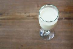 γάλα γυαλιού Στοκ φωτογραφίες με δικαίωμα ελεύθερης χρήσης