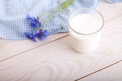 γάλα φλυτζανιών Στοκ Εικόνα