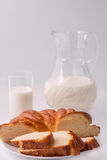 γάλα ψωμιού Στοκ Εικόνα