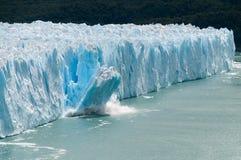 Γέννηση πάγου Στοκ εικόνες με δικαίωμα ελεύθερης χρήσης
