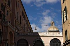 Γένοβα Η ανατολική αγορά στοκ εικόνες
