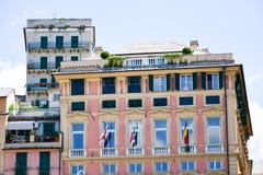 Γένοβα, Ιταλία στοκ φωτογραφία
