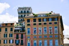 Γένοβα, Ιταλία στοκ φωτογραφία με δικαίωμα ελεύθερης χρήσης