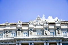 Γένοβα, Ιταλία στοκ εικόνες