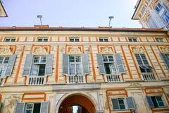 Γένοβα, Ιταλία στοκ φωτογραφίες με δικαίωμα ελεύθερης χρήσης