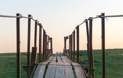 Γέφυρα έντασης Στοκ εικόνα με δικαίωμα ελεύθερης χρήσης