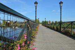Γέφυρα αγάπης Στοκ Φωτογραφία