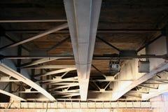 γέφυρα ακτίνων Στοκ εικόνες με δικαίωμα ελεύθερης χρήσης