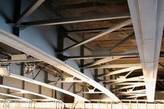 γέφυρα ακτίνων Στοκ φωτογραφίες με δικαίωμα ελεύθερης χρήσης