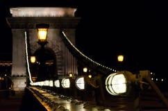 Γέφυρα αλυσίδων Στοκ Φωτογραφίες
