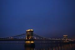Γέφυρα αλυσίδων Στοκ Εικόνες