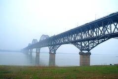 Γέφυρα αναστολής Στοκ Φωτογραφίες