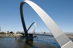 Γέφυρα αποβαθρών της Elizabeth - Περθ - Αυστραλία Στοκ Εικόνα