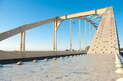 γέφυρα αψίδων Στοκ Φωτογραφία