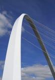 γέφυρα αψίδων Στοκ εικόνα με δικαίωμα ελεύθερης χρήσης