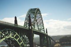 Γέφυρα αψίδων καλωδίων Στοκ εικόνες με δικαίωμα ελεύθερης χρήσης