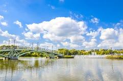 Γέφυρα αψίδων Στοκ εικόνες με δικαίωμα ελεύθερης χρήσης