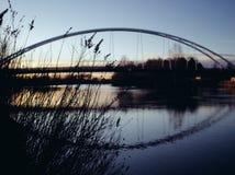 Γέφυρα αψίδων Στοκ φωτογραφία με δικαίωμα ελεύθερης χρήσης