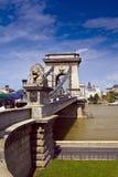 γέφυρα Βουδαπέστη στοκ εικόνα με δικαίωμα ελεύθερης χρήσης