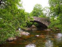 Γέφυρα γιατρού, περιοχή UK λιμνών Στοκ Εικόνες