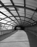 γέφυρα για πεζούς mcg W β Στοκ εικόνες με δικαίωμα ελεύθερης χρήσης